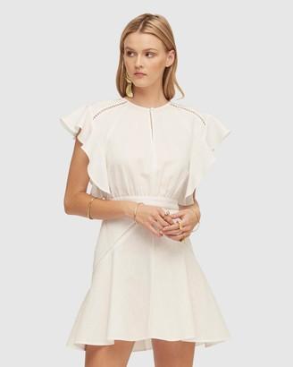 Lover Echelle Mini Dress