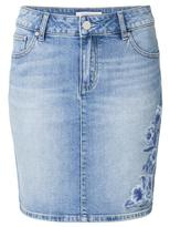 Jeanswest Della Embroidered Skirt-Embroidered Blues-8
