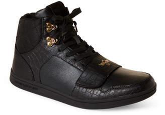 Creative Recreation Black Cesario High-Top Sneakers