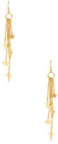 Chan Luu Chained Star Earrings