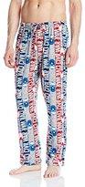 Marvel Men's Captain America Civil War Stripe Lounge Pant