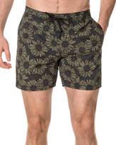 Rodd & Gunn Men's The Pines Flower-Print Swim Trunks