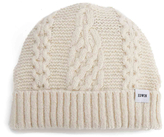 Edwin United Beanie Hat Natural