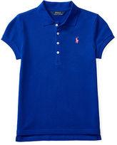 Ralph Lauren Stretch Cotton Polo Shirt