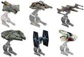 Hot Wheels Star Wars Starship 6-Pack