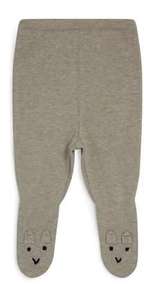 Stella McCartney Animal Foot Trousers