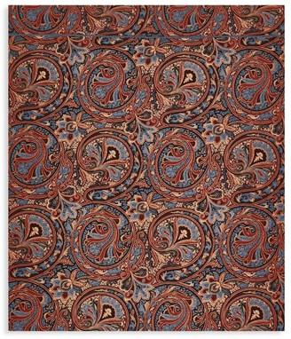 Anne De Solène Royal 300 Thread Count Paisley Flat Sheet
