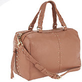 B. Makowsky B.Makowsky Celeste Leather Zip Top Convertible Satchel