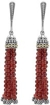 Lagos 'Caviar Icon' Tassel Drop Earrings