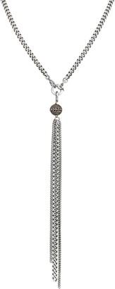 Sheryl Lowe Diamond Fringe Necklace