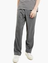 Kolor Grey Asymmetric Wide-leg Trousers