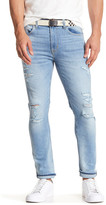 Hudson Sartor Slouch Skinny Jeans