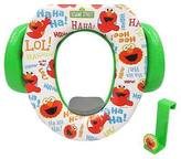 Ginsey Sesame Street Soft Potty with Hook Green