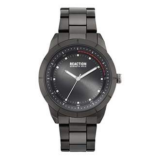 Kenneth Cole Reaction Men's SPORT Analog-Quartz Watch with Alloy Strap