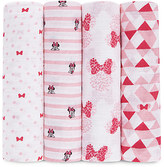 Disney Minnie Mouse Muslin Swaddles Set by aden by aden + anais®