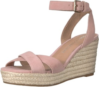 206 Collective Amazon Brand Women's Campbell Espadrille Dress Wedge-High Sandal