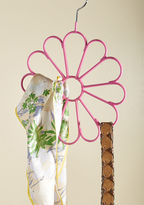 ModCloth Blooming Utility Scarf Hanger in Magenta