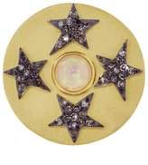 EYE M by Ileana Makri Opal Starry Disc Ring