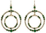Emerald Nicole Earrings