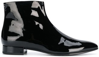 Stella Luna Side-Zip Ankle Boots