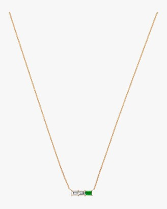 Selin Kent Rhea Emerald Necklace