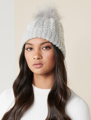 Ever New Billie Metallic Toque