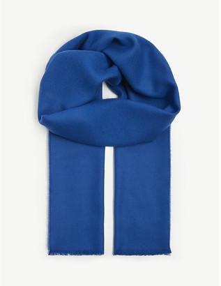 Johnstons Extra fine merino wool scarf