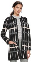 Elle Women's ElleTM Long Cardigan Jacket