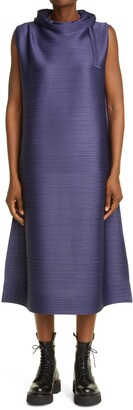 Pleats Please Issey Miyake Cantabile Pleated Dress