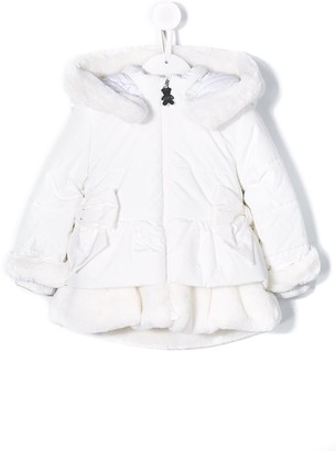 Lapin House Hooded Padded Coat