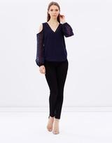 Karen Millen Black Skinny Jean