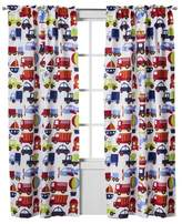 Bacati Curtain Panel - Transportation