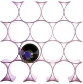 Kartell - infinity wine rack by ron arad for kartell