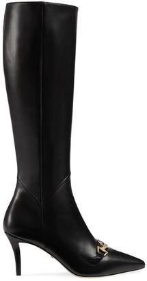 Gucci Zumi high boots