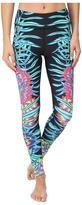Mara Hoffman Floral Long Leggings