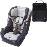 Maxi-Cosi Pria 85 Convertible Car Seat w Britax Kick Mats, 2-Count, Black (Brilliant Navy) by