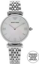 Emporio Armani 32mm Stainless Steel Bracelet Watch