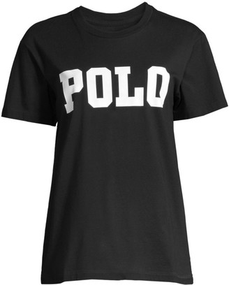 Polo Ralph Lauren Big Logo Graphic Tee