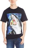 Nickelodeon Spongebob Squarepants Men's Spongebob Shark T-Shirt