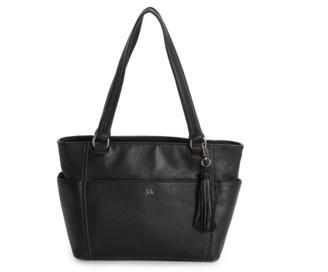 The Sak Ashby Leather Shoulder Bag