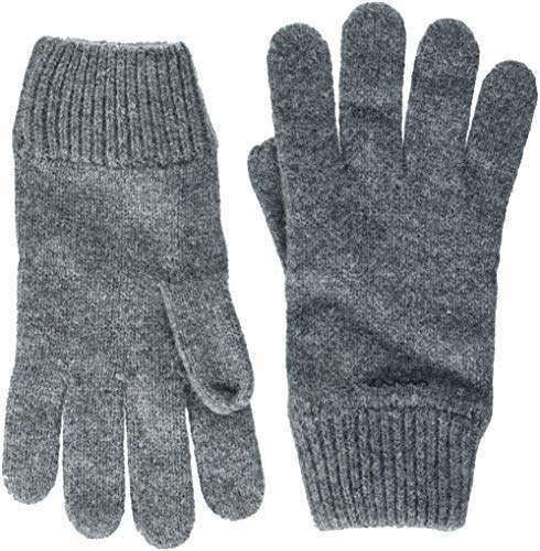 e8cf6ad82 Men's D1. Knitted Wool Gloves Dark Grey Melange)