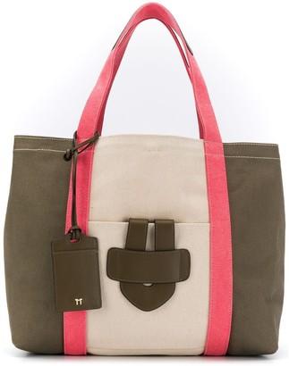 Tila March Simple Bag L tote