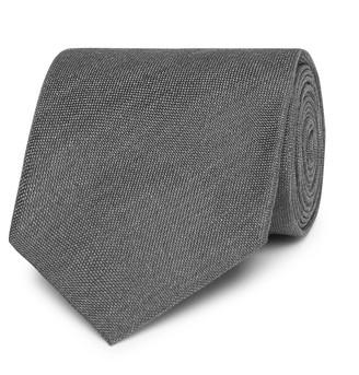 Tom Ford 8cm Melange Silk Tie