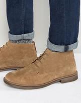 Front Brogue Desert Boots