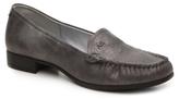 AK Anne Klein Vama Metallic Loafer