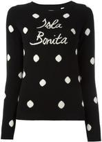 Chinti and Parker 'Isla Bonita' intarsia jumper
