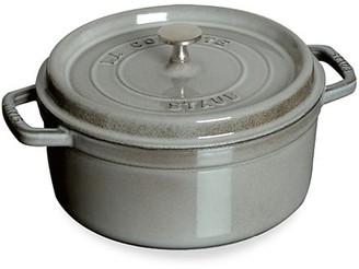 Staub 5.5-Quart Round Cocotte