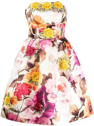 Philipp Plein short Paradise dress