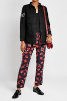 Zadig & Voltaire Embroidered Cotton Jacket