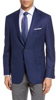 Hickey Freeman Men's Beacon Classic Fit Wool Blazer